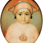 Portrait of Chikka Veera Rajah, the last King of Coorg