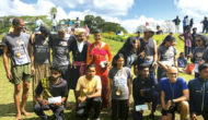 Barefoot Marathon held at Coorg